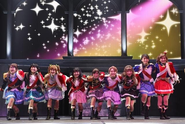 『少女☆歌劇 レヴュースタァライト -The LIVE-』新作公演のゲネプロ写真解禁