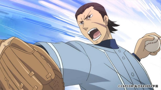テレビアニメ『学園BASARA』より第5話「激突!Mr. BASARA」/「BASARAの鉄人は誰だ」のあらすじ&先行場面カットが到着!-2