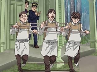 『ゴールデンカムイ』ショートアニメ13話が1週間限定公開!本誌連載時の扉絵やコミックスのおまけが詰まったショートアニメが楽しめる!