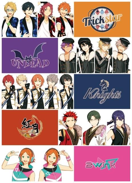『あんスタ!』2nd TourのBD&DVD発売決定!