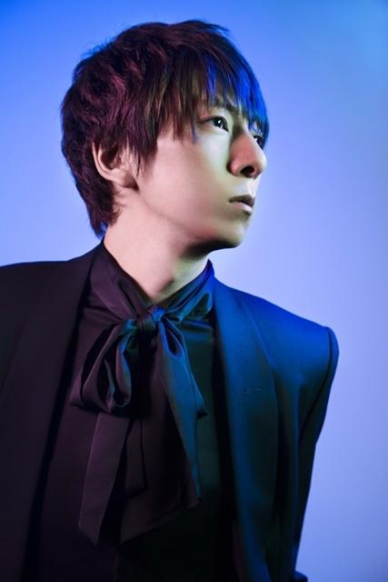 羽多野渉の2ndアルバムのタイトルは「フューチャリスティック」に決定