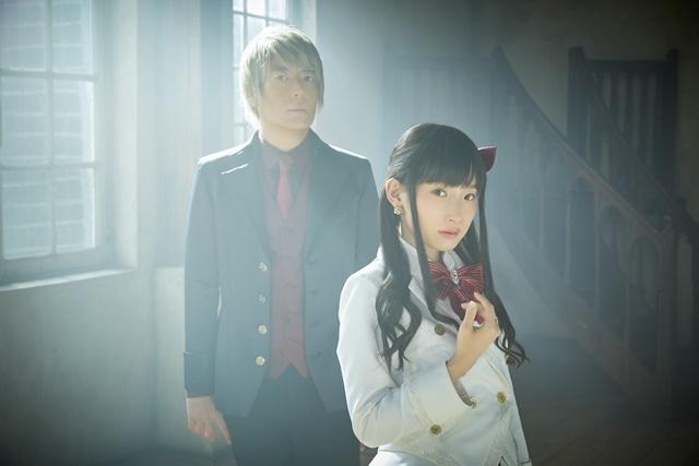 秋アニメ『寄宿学校のジュリエット』OPテーマのCDジャケットが公開