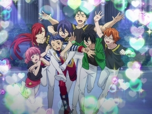 『KING OF PRISM -Shiny Seven Stars-』寺島惇太さん・斉藤壮馬さんら出演声優7名によるクリスマスソングが12月19日発売決定!
