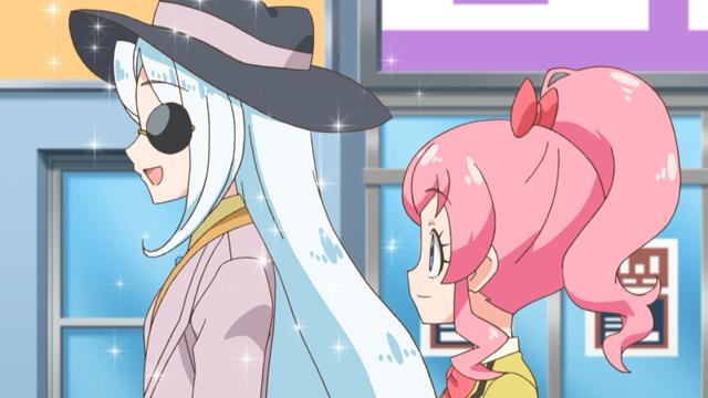 """TVアニメ『キラッとプリ☆チャン』第29話先行場面カット・あらすじ到着!""""キラキラのお姉さん""""は、みらい達にアンジュの過去を話し始めて……"""