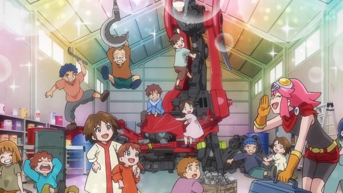 TVアニメ『ゾイドワイルド』第18話あらすじ&先行場面カットが到着! 用心棒をしているソースと再会したアラシ。そこへ怪しい影が動き出す……-8