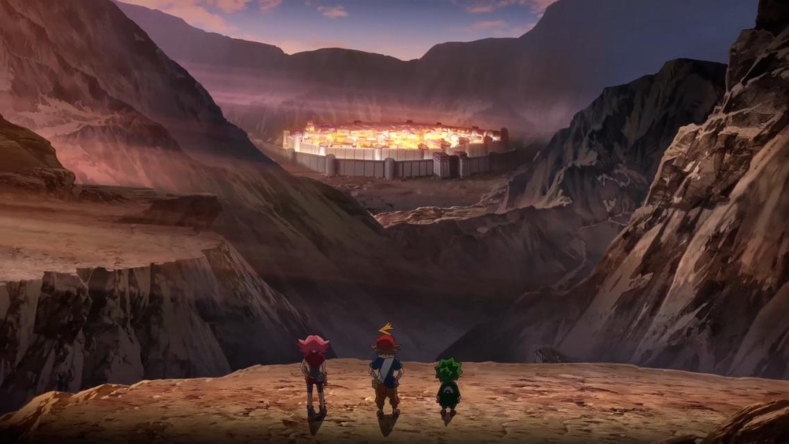TVアニメ『ゾイドワイルド』第18話あらすじ&先行場面カットが到着! 用心棒をしているソースと再会したアラシ。そこへ怪しい影が動き出す……-11