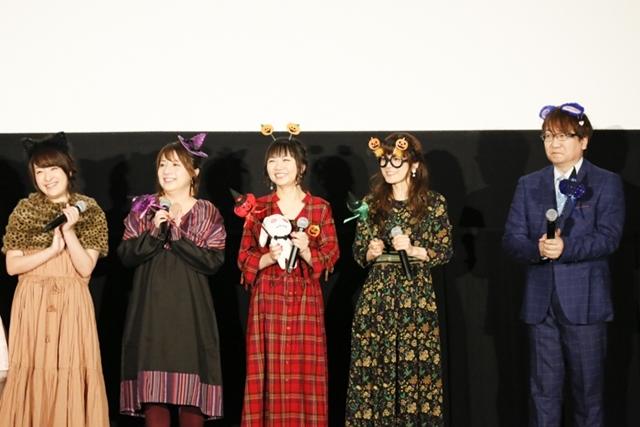 田村ゆかりさん、水樹奈々さん、植田佳奈さんら声優陣12名登壇!『魔法少女リリカルなのは Detonation』公開記念舞台挨拶公式レポ到着!