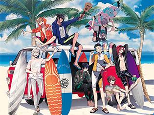 イケメン×サーフィン新企画『WAVE!!』が発表! 前野智昭さん、森久保祥太郎さん、岡本信彦さんら豪華声優陣も解禁