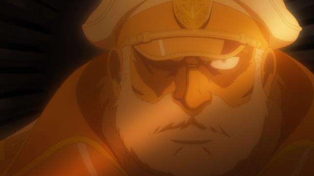 秋アニメ『宇宙戦艦ヤマト2202』第四話より場面カット・あらすじ公開! 真田から艦長代理を任された古代は、ヤマト出撃の準備を進める……!!