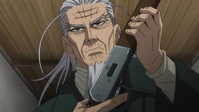 秋アニメ『ゴールデンカムイ』二期・第十五話先行カット到着