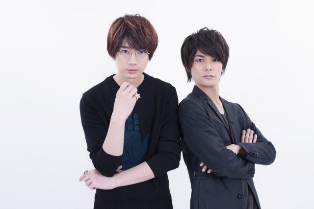 ▲江口拓也さん(左)、八代拓さん(右)