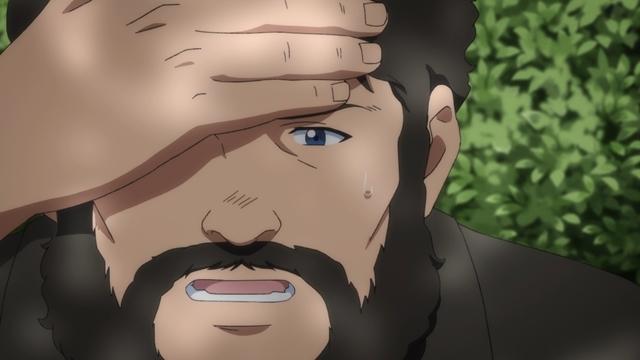 『BANANA FISH』第15話より場面カット・あらすじ公開! 月龍を人質に屋敷を抜け出す英二ですが……!?