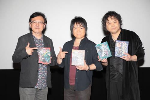 『幽☆遊☆白書』完全新作アニメ最速上映イベントオフィシャルレポ到着