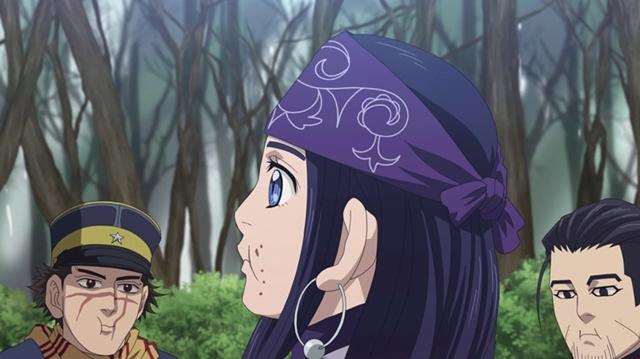 『ゴールデンカムイ』ショートアニメ第14話が1週間限定で公開!