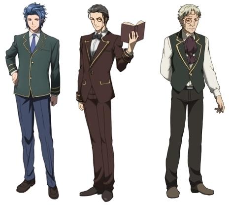 冬アニメ『マナリアフレンズ』3人の追加キャラクターのデザインが解禁