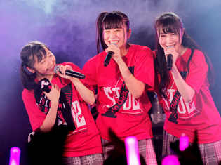「まだまだ小さな星。でも輝くために生まれてきた」Run Girls, Run! 1st LIVE TOUR 止まってなんかいられないライブレポ