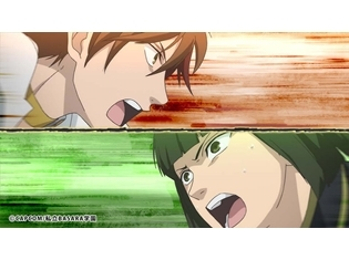テレビアニメ『学園BASARA』より第5話「激突!Mr. BASARA」/「BASARAの鉄人は誰だ」のあらすじ&先行場面カットが到着!