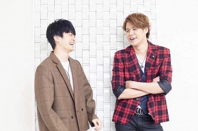 劇場アニメーション『K SEVEN STORIES Episode4』宮野真守×福山潤インタビュー