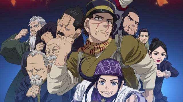 『ゴールデンカムイ』ショートアニメ15話が1週間限定公開