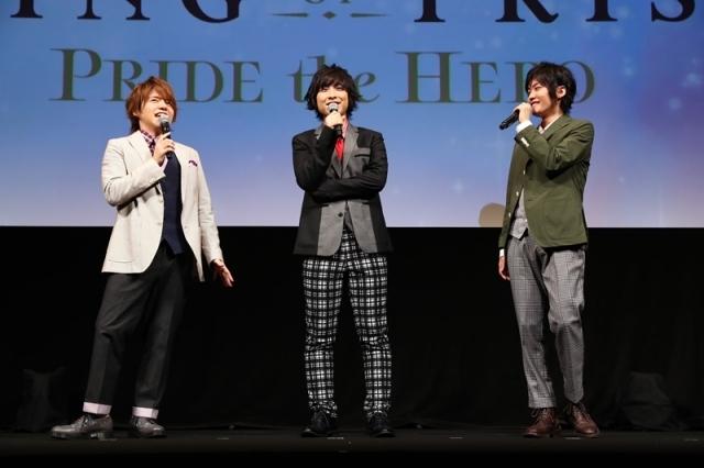 ▲左より内田さん、寺島さん、永塚さん