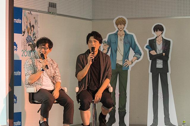 """TVアニメ『抱かれたい男1位に脅されています。』先行上映会で小野友樹さん、高橋広樹さんやイベント運営をサポート!""""だかいちマネージャーバイト""""の模様をお届け"""