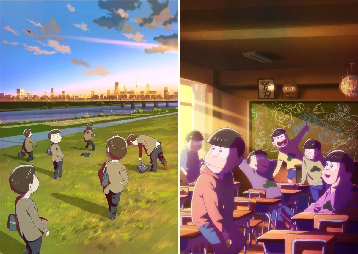 劇場版『おそ松さん』2019年3月15日公開決定!予告編&ティザービジュアル2種も解禁