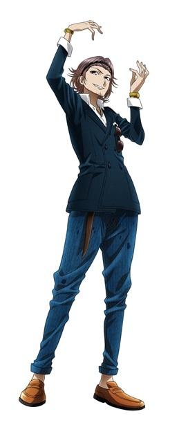 冬アニメ『W'z《ウィズ》』OP&ED主題歌アニメ盤ジャケット公開! OP担当の竹中凌平さんからのコメント動画も到着!-12