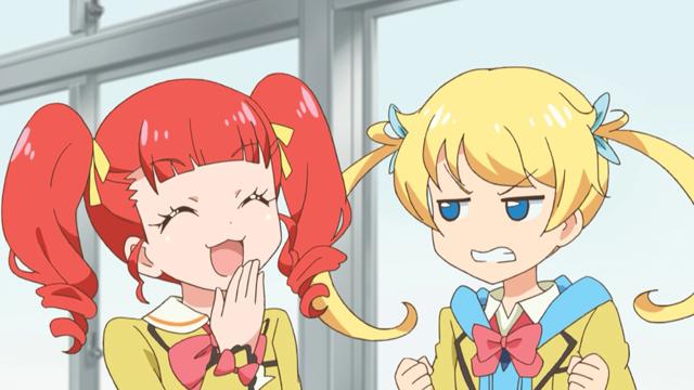TVアニメ『キラッとプリ☆チャン』第39話先行場面カット・あらすじ到着!みらいはアンジュを前に自分の夢と憧れを語り出して……-9