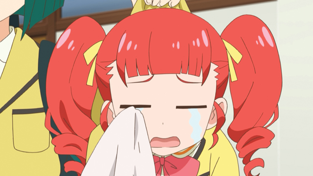 TVアニメ『キラッとプリ☆チャン』第39話先行場面カット・あらすじ到着!みらいはアンジュを前に自分の夢と憧れを語り出して……-10