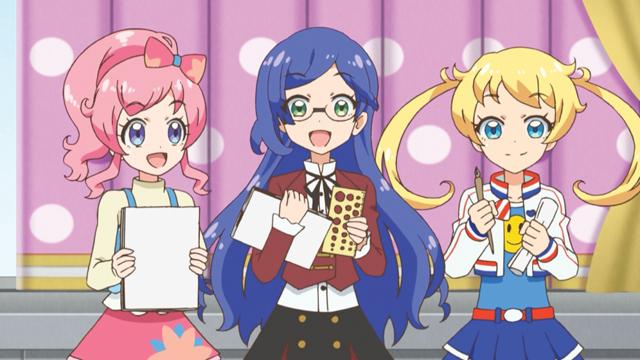 TVアニメ『キラッとプリ☆チャン』第39話先行場面カット・あらすじ到着!みらいはアンジュを前に自分の夢と憧れを語り出して……-16