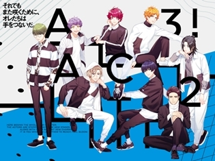 『A3!』がアニメイトカフェ名古屋2号店のオープン第1弾コラボに登場! オリジナル描き下ろしイラストを使用したオリジナルグッズも販売!