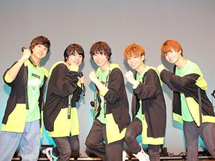 エンターテインメントレーベル、Kiramuneの新ユニットSparQlewがメインパーソナリティーを務めるラジオの初の公開録音イベント『僕らのMusic Park THE PICNIC』レポート! 公開録音、ゲーム、ミニライブ、さらに重大発表も!?