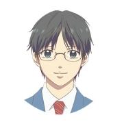 「この音とまれ!(第2クール)」倉田武蔵(榎木淳弥)