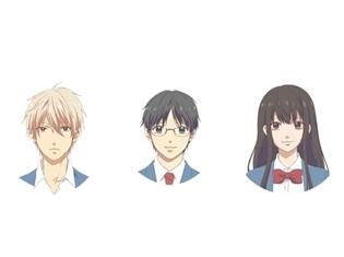 春アニメ『この音とまれ!』内田雄馬さん、榎木淳弥さん、種﨑敦美さんがメインキャラクターを担当! 2019年4月から放送開始