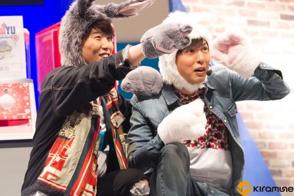 神谷浩史&入野自由「KAmiYU in Wonderland 4」2日目をレポート