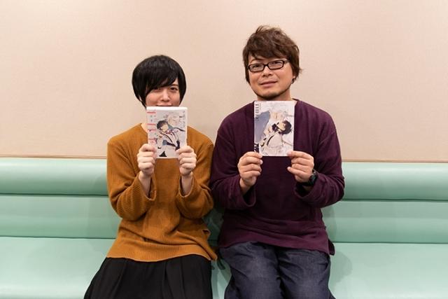 斉藤壮馬&興津和幸 出演BLCD『テオ-THEO-』 公式インタビュー