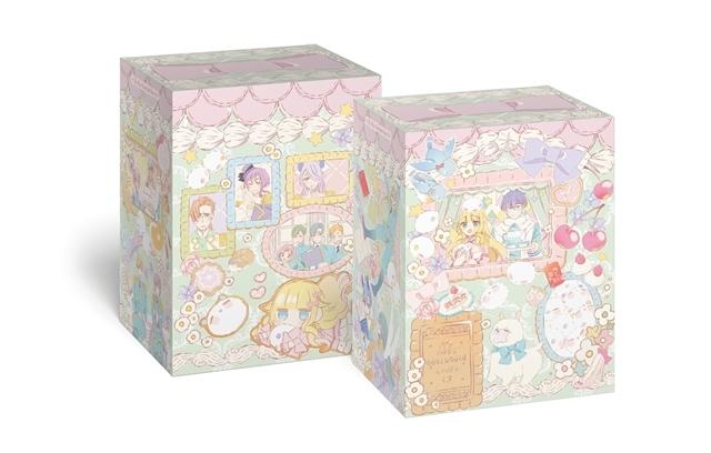 『ベルゼブブ嬢のお気に召すまま。』安田陸矢さん&日野聡さん登壇、BD&DVDリリースイベント開催決定! 第1巻ジャケット&全巻収納BOXデザインも公開-2