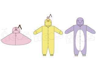 ACOSより『うたの☆プリンスさまっ♪』ケープ&着ぐるみパジャマが発売決定! ふわふわのフリース生地で癒し効果も抜群