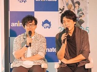 TVアニメ『抱かれたい男1位に脅されています。』先行上映会をレポート! 小野友樹さん、高橋広樹さんがアニメならではの魅力や裏話をトーク