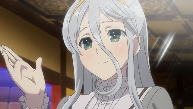 TVアニメ『閃乱カグラ SHINOVI MASTER -東京妖魔篇-』第4話の先行場面カット公開! 雪泉らが月閃女学館の調査へ向かう-3