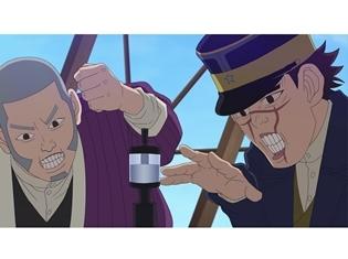 TVアニメ『ゴールデンカムイ』ショートアニメ16話が1週間限定公開! 鯉登少尉の猿叫をモチーフにした企画も進行中!