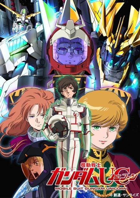 ▲『機動戦士ガンダムUC ep.7 虹の彼方に』