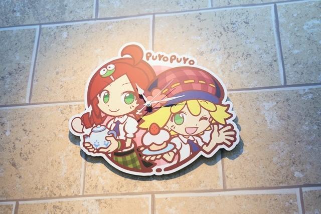 「ぷよクエカフェ2018」に「星天シリーズ」と「野菜どろぼう」をイメージした新メニューが登場!11月23日に大阪で『ぷよクエ』運営開発チームキャラバン開催-6