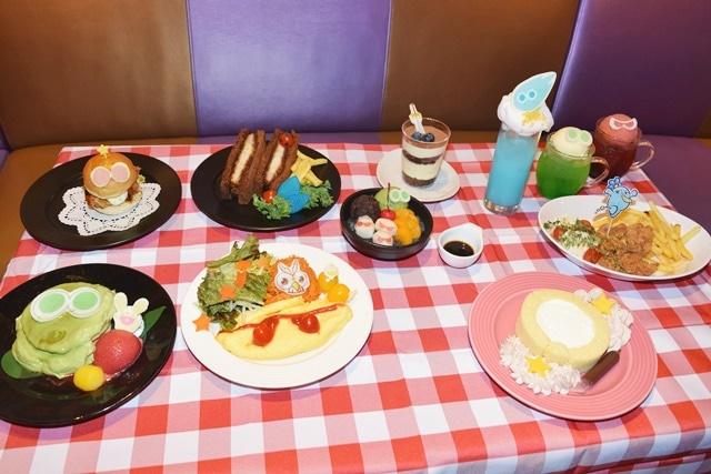 「ぷよクエカフェ2018」に「星天シリーズ」と「野菜どろぼう」をイメージした新メニューが登場!11月23日に大阪で『ぷよクエ』運営開発チームキャラバン開催-9