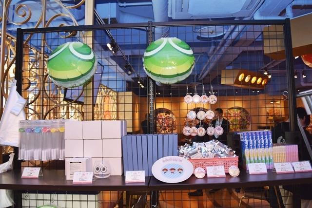 「ぷよクエカフェ2018」に「星天シリーズ」と「野菜どろぼう」をイメージした新メニューが登場!11月23日に大阪で『ぷよクエ』運営開発チームキャラバン開催-15