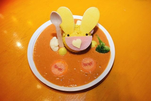 「ぷよクエカフェ2018」に「星天シリーズ」と「野菜どろぼう」をイメージした新メニューが登場!11月23日に大阪で『ぷよクエ』運営開発チームキャラバン開催-20
