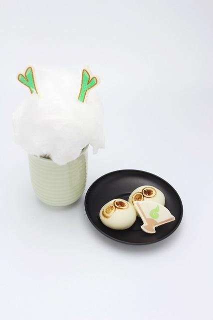 「ぷよクエカフェ2018」に「星天シリーズ」と「野菜どろぼう」をイメージした新メニューが登場!11月23日に大阪で『ぷよクエ』運営開発チームキャラバン開催-35
