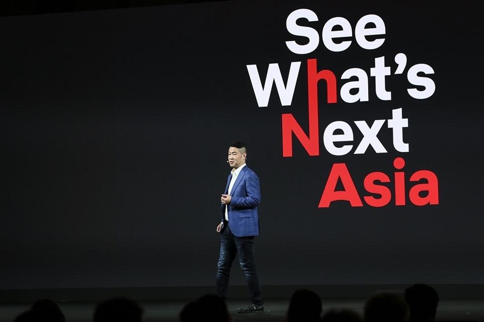 ▲イベント「See What's Next: Asia」より