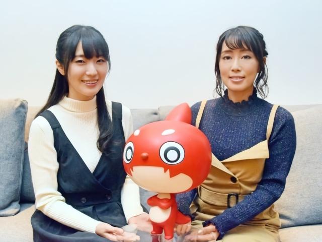 『モンストアニメ』ルシファー役・日笠陽子×ゼフォン役・石川由依インタビュー
