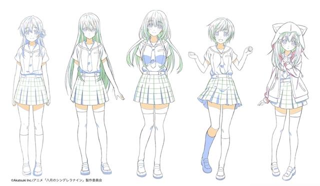 『ハチナイ』西田望見・近藤玲奈らTVアニメの出演声優5名解禁